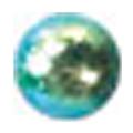 ネイルズマジック カリーノストーン オーロラグリーン 丸2mm /50P