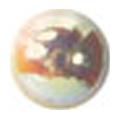 ネイルズマジック カリーノストーン オーロラクリーム 丸3mm /40P