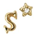 Mpetit オリジナルパーツ A150 イニシャルミニS &タイニースター ゴールド