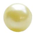 Bonnail ×Manicloset オーブパール バニライエロー 6mm / 10P
