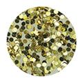 SHAREYDVA ホログラム ゴールド 丸1mm 2g