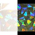 MysticFlakes ネイルアートホイル 54# (約25×45mm×5枚)