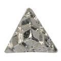 SHAREYDVA トライアングル ピラミッド シルバー 10P