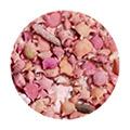 Pieadra 星の砂 ピンク 2g