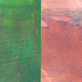 MysticFlakes ネイルアートフィルム 3号紅光 (約25×40mm×5枚)