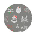 TSUMEKIRA Ho!Ho!Ho! MerryChristmas! ホワイト NN-CRS-501