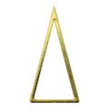 Pieadra ソフト 三角 3×6mm ゴールド 細(中抜き) 8P