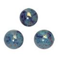 Pieadra ネイルパーツ マーブルボール M ブルー 1.5g