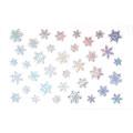 Amaily ネイルシール NO.8-9 雪の結晶 OS
