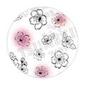 TSUMEKIRA さくら4 花さがり ブラック NN-SKR-402