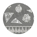 TSUMEKIRA MARIE NAILS プロデュース1 ゼンタングル ホワイト NN-MAN-101