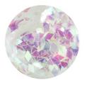 Mpetit ホログラム B165 プリティホワイトオーロラ 0.9g