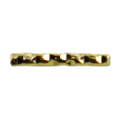 ネイルアクセサリー ツイストスティック ゴールド 6mm/50P