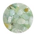 SHAREYDVA ネイルアクセサリー 天然石 ジェダイト 2.5g