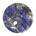 SHAREYDVA ネイルアクセサリー 天然石 ラピスラズリ 2.5g