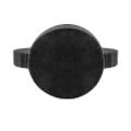 Bonnail シリコン ブラシリング ブラック 5P