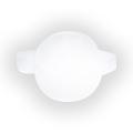 Bonnail シリコン ブラシリング ホワイト 5P