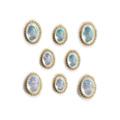 ピカエース シャインオパール #101 カラーリーフ 真珠色 8個入