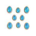 ピカエース シャインオパール #113 カラーリーフ 藍色 8個入