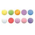 EzFlow カラーパウダー パステルフラワー 3.5gx10色