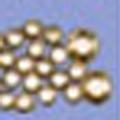 ANNEX ジェムズ ラインストーン ライトコロラドトパーズ 大2小20粒