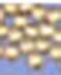 ANNEX ジェムズ ラインストーン ライトピーチ 大2小20粒