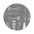 TSUMEKIRA es Arrow&Feather /WH /ES-ARR-101