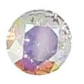 Bonnail ×エリカローズネイル エリカクリスタルAB ラウンド 4mm 10P