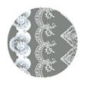 TSUMEKIRA リバーレース2 ホワイト NN-LLC-301