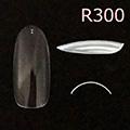 Bonnail クリアラウンドフルチップ C30R300 #01 /50P