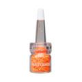 BEAUTY NAILER ビューティーグリッター BGP-4 オレンジ 六角 1mm