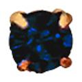 Bonnail 爪付ストーン ブルータンザナイト 4mm 10P