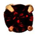 Bonnail 爪付ストーン サン 3mm 10P
