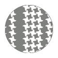 TSUMEKIRA 手裏剣千鳥1 ホワイト NN-TEX-109