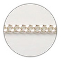 Jewelry-Nail CH-0001 プレーンチェーンSS シルバー