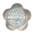 BEAUTY NAILER ラメラメ FG-09 ホログラムシルバー