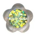 BEAUTY NAILER ラメラメ FG-11 ホログラムライトグリーン S