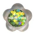 BEAUTY NAILER ラメラメ FG-12 ホログラムライトグリーン L