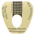 Tammy Taylor ネイルフォーム コンペティティブエッジ ダブルシック 150枚