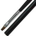 BEAUTY NAILER ジェルブラシ ブラック キャップ付 GB-1