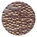 NLS メタルスタッズフラット ゴールド 1.5mmx500個