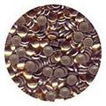 NLS メタルスタッズフラット ゴールド 2mmx500個