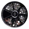 BEAUTY NAILER ネイルストーンバラエティパック SVP-7 (360粒)