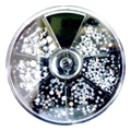 BEAUTY NAILER ネイルストーンバラエティパック SVP-10 (360粒)