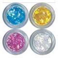 ホログラム乱切4色セット (約3gx4色)