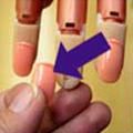 essential nails ネイルトレイナー リフィール ネイル部分 100枚