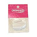 ネルパラ ハーフチップ ホワイト 22枚