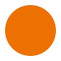 Fleurir カラーパウダー OR-M オレンジ 4g