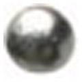 Jewelry-Nail LittlePretty LP-7000 スタッズマル シルバー 0.8mm/50P
