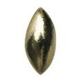 Jewelry-Nail LittlePretty LP-7016 スタッズリーフ ゴールドM 50P